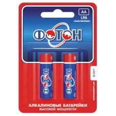Батарейка LR03 ОP2 /ФОТОН/2/мин20/240