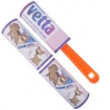 Ролик для чистки одежды 10 листов + 2 блока/VETTA/1/96 /ГЦ