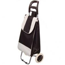 Тележка + сумка до 30кг/брезент/ЭВА/36х26х94см/колесо d16см/WQ-108/1/10 /ГЦ