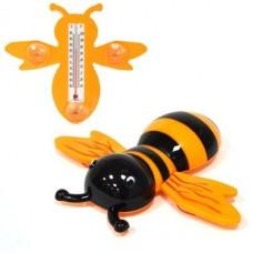Термометр оконный Наша Пчела/23*20см/INBLOOM /ГЦ