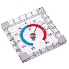 Термометр оконный Биметаллический/-50-+50/INSALAT /ГЦ
