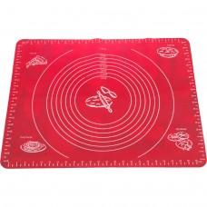 Силиконовый коврик для раскатки теста 50*40см/Арти-М
