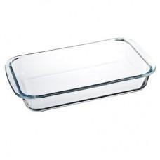 Форма для запек. стекло прямоугол. /29х17,5х5см/1,5л/с ручками/SATOSHI/1/12 /ГЦ