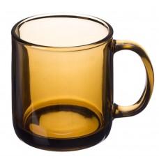 Кружка стекло дымчатое 420мл/Нотт э ди/62015 /ГЦ