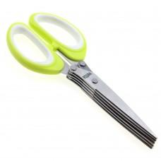 Ножницы для зелени 5 лезвий 19см/ГЦ