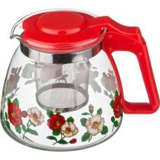 Чайник заварочный с фильтром 900мл/Арти-М