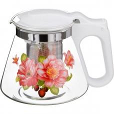 Чайник заварочный с жестким фильтром 700мл из НЖС/Арти-М