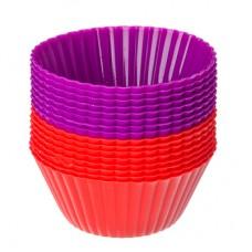 Набор форм для выпечки силикон 16шт /D-6,5*3,3см/Кекс/HS-080C/VETTA /ГЦ