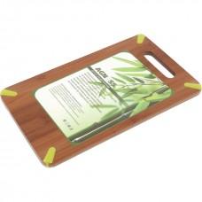 Доска разделочная бамбук 30*18*0,8см /Арти-М