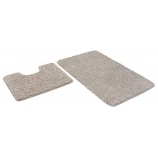 Набор ковриков 60*100+60*50см/FRIZZ/icarpet/перламутр 51/SHAHINTEX/1/15