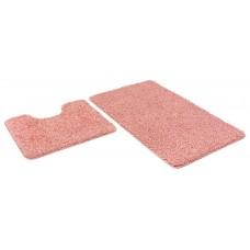 Набор ковриков 60*100+60*50см/FRIZZ/icarpet/пион 56/SHAHINTEX/1/15