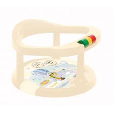 Сиденье детское для купания на присосках/Giraffix/Полимербыт