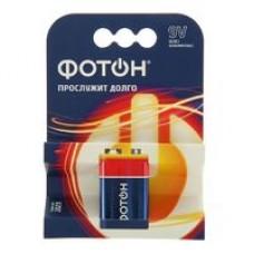 Батарейка 6LR61 OP1 /ФОТОН/1/мин10/1/10/60