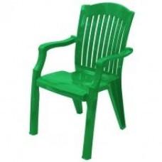 Кресло 55*65см. h-89см./зелёный/Элит/Милих/б/уп.