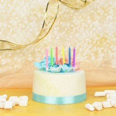 Набор свечей для торта Капитан весельчак 6шт/цветное пламя/ГЦ