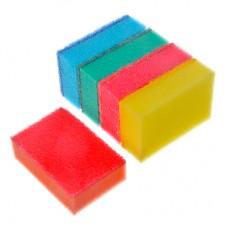 Губка д/посуды поролон  5шт/9*6,5*3см/Премиум/VETTA /ГЦ
