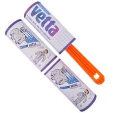 Ролик для чистки одежды 20 листов + 2 блока/VETTA/1/48 /ГЦ