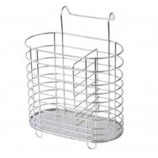 Сушилка для столовых приборов, металл, 15,5x8,5х18см, 843/ГЦ