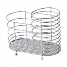 Сушилка для столовых приборов, металл, 16x16x7см, A 23/ГЦ