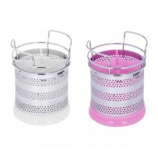 Сушилка для столовых приборов, металл, пластик, 12х15,5см/VETTA/ГЦ