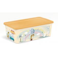 Коробка 5,5л/Giraffix/Полимербыт