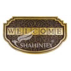 Коврик придверный резиновый с покрытием /SHAHINTEX/ SH40 45*75/ медь/1/10
