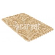 Коврик 40*60/АКТИВ/001/бисквит 7/icarpet/SHAHINTEX1/15