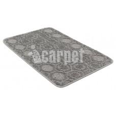 Коврик 40*60/АКТИВ/002/пепельный74/icarpet/SHAHINTEX/1/15