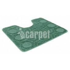 Коврик 50*60/АКТИВ/002/зеленый 52/icarpet/SHAHINTEX/1/15