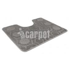 Коврик 50*60/АКТИВ/002/пепельный 74/icarpet/SHAHINTEX/1/15