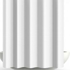 Штора для ванной 240*200 Verga /белая/Gimy