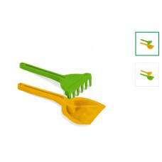 Песочный набор/лопатка MINI,грабельки MINI/Полимербыт