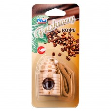 Ароматизатор подвесной /кофе/Freshway/NEW GALAXY/ /ГЦ