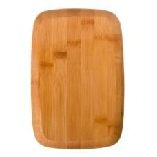 Доска разделочная деревянная Прямоугольная/23*15*1,0см/бамбук/Гринвуд/Н-1553/VETTA /ГЦ