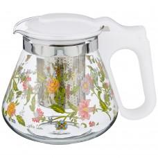 Заварочный чайник с фильтром 700мл/Арти-М
