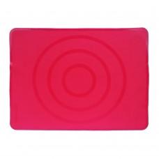 Коврик силиконовый для раскатки теста/ 41,5х31,5см/ DU-066/ 3 цвета