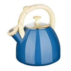 Чайник эмалированный 2,5л/синий/Глянец/VETTA/ГЦ