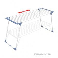Сушилка д/белья напольн. Dinamik/20м./сталь/GIMI/Италия/1/2