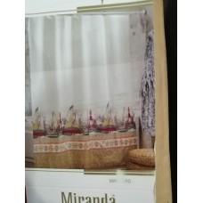 Штора для ванной 180*200см./Miranda/Турция/Евроторг/1/35