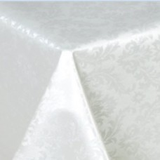 Клеенка ПВХ на тканевой основе Афина 140см*20м белый/SY-1015A /КИТАЙ/GIMY