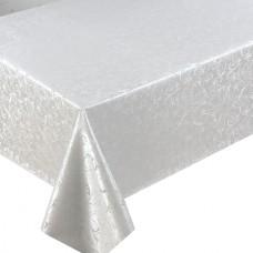 Клеенка ПВХ на тканевой основе Афина 140см*20м белый/SY-118A /КИТАЙ/GIMY
