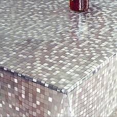 Клеенка ПВХ без основы Кристалл 137см*20м TC 151-001 /КИТАЙ/GIMY