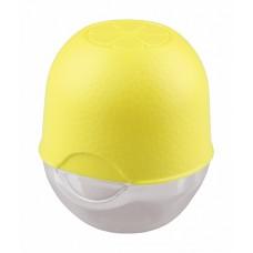 Контейнер для лимона 8,7*8,7*9,6см./желтый/Бытпласт/1/20